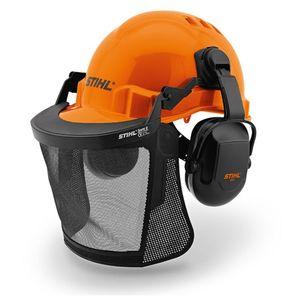 STIHL Helmset FUNCTION BASIC 00008880810 Visier Gehörschutz Forsthelm