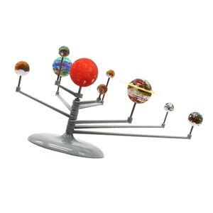 Selbstmontage Glühen Sonnensystem Kinder Fantasie Ausbildung