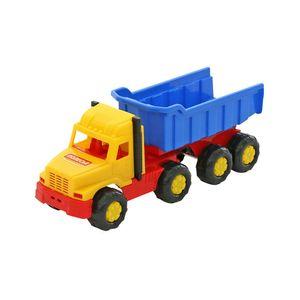 WADER 4208 Kipper LKW Spielzeugauto Kinderspielzeug Baufahrzeug Laster 30 cm
