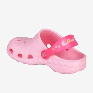 Coqui Clog Little Frog Candy pink/New rouge 34/35