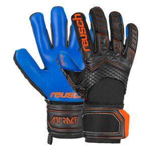 REUSCH Attrakt Freegel MX2 7083 black / shocking orange / 9