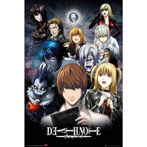 Anime Death Note Wanddruck Poster Wandplakat Modern Art Poster Home Decor --M