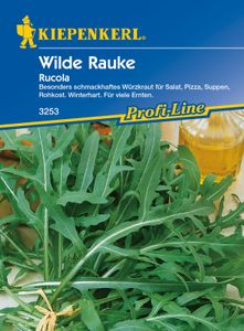 KIEPENKERL® Wilde Rauke Rucola - Gemüsesamen