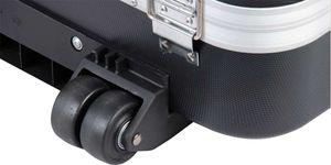 Projahn proficraft Werkzeug-Trolley-Set Universal, 1/4' + 1/2', 130 teilig 4963-01