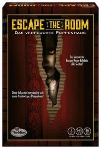 Escape the Room 3 - Das verfluchte Puppenhaus Thinkfun 76371