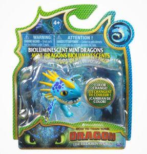 Amigo Dragons 3 Mini Drachen leuchtend und farbwechselnd sortiert