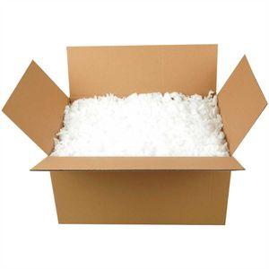 Verpackungschips Weiß - 70 Liter / Füllmaterial und Packpolster optimal für Paketversand