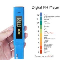 Digital pH ECl Wert Wasser Messgerät Messer Tester Meter Aquarium Pool Prüfer