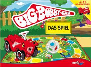 Noris Spiele BIG Bobby Car -  Das Spiel; 606013790