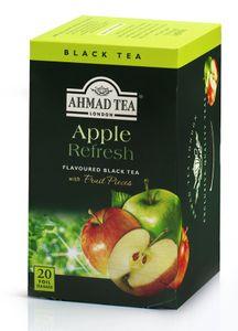 Ahmad Tea- Äpfel Geschmack 40g, 20 Beutel