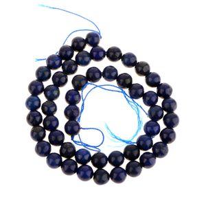 Lapislazuli Rund Edelstein Perlen Loose Beads