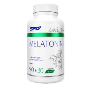 Melatonin 120 Tabletten Schlaftabletten Sleep Tabs Schlaf Erholung Regeneration hochdosiert zum besser einschlafen