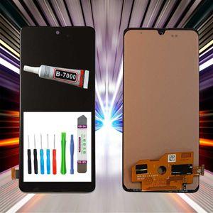 In-Cell Display für Samsung Galaxy A51 SM-A515F LCD Bildschirm Schwarz +TOOL