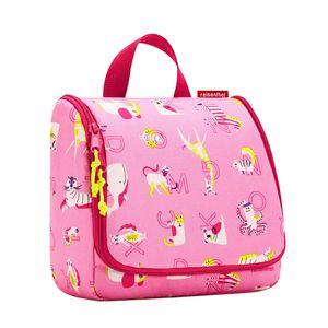 reisenthel toiletbag - abc friends pink Kosmetiktasche Waschtasche 3 L