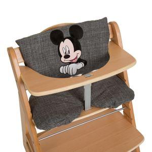 Hochstuhl Auflage de luxe Mickey grey