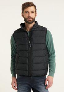 MUSTANG Herren Jacke Steppjacke Regular Fit Farbe: schwarz Größe: XXL
