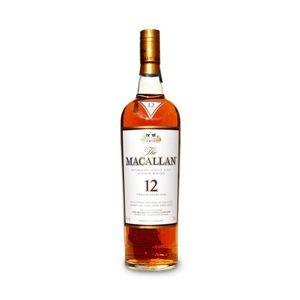 Macallan Sherryfass 12 Jahre 40.0% 0,7l