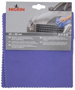 NIGRIN Poliertuch (B)380 x (H)280 mm