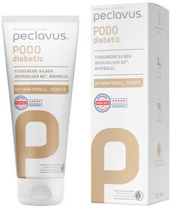PECLAVUS PODOdiabetic Fußcreme Silber 100ml