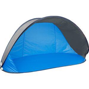Pop Up Strandmuschel UV 80+ Sonnenschutz Windschutz Strandmuschel Zelt