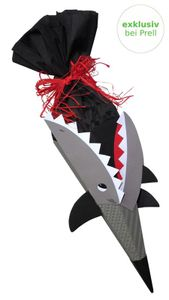 Schultüte Bastelset Hai