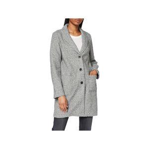 Street One Damen Jacke A201503 Moon Grey Melange