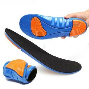Einlegesohlen Arbeitsschuhe Schuheinlagen Gel-Einlagen Fußbett Schuhe Sport DE