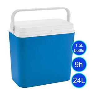 Kühlbox 24 Liter - bis 9h kalte Getränke - 39x24x39cm - 1,6kg