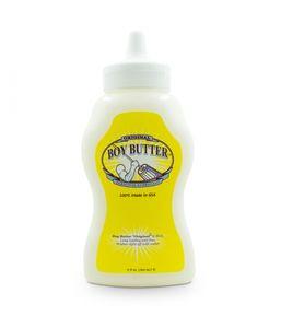 Boy Butter Original Squeeze Transparent 9oz