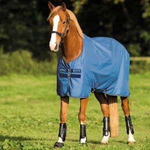 Horseware Amigo Hero 900 Turnout Lite 50g - Colony Blue, Größe:145
