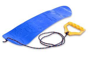 Ondis24 Kinder Snowboard mit Halteseil Mini Snowboard Lern-Snowboard Freestyleboard Gleitboard blau