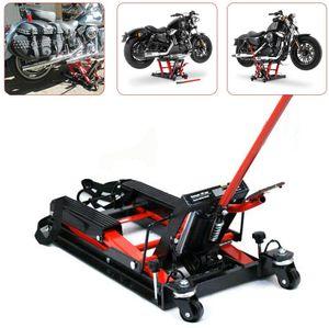 Motorradheber Hydraulisch 680kg Motorradhebebühne Hebebühne Montagebock Motorrad Hebebühne Quad hydraulische  Montagebock Klapp