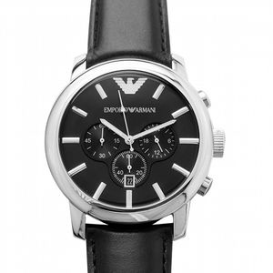 Emporio Armani Herren Armaband Chronograph Uhr AR0431