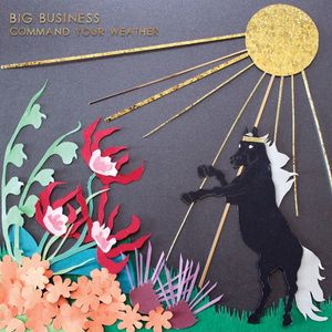 Big Business - Command Your Weather   Cd