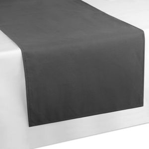 Tischläufer Ellen, Maße: 140x40 cm, Farbe: Anthrazit