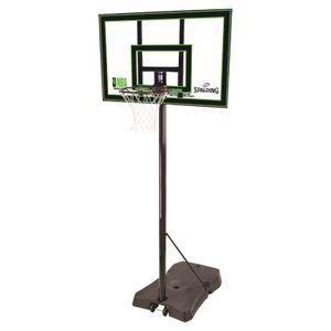 Spalding NBA Highlight Acrylic Portable Korbanlage transparent