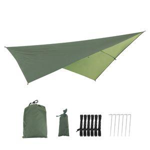 Außenmarkise, wasserdichtes Zelttuch, wasserdichtes tragbares Campingvorzelt
