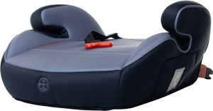 Kindersitzerhöhung mit Isofix und Gurtfix, Gruppe 2/3, (3-12 Jahre), Babyblume BOOST Isofix Gurtfix, navy