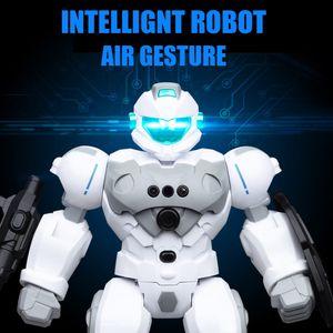 Drahtlose Fernbedienung Gestenerkennung Programmierbarer intelligenter Roboter für Kinder