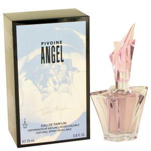Angel Peony by Thierry Mugler Eau De Parfum Spray Refillable .8 oz