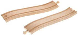 Eichhorn 100001414, Track, 3 Jahr(e), 2 Stück(e), Holz, 20,5 cm