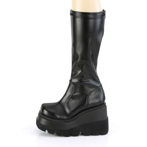 Demonia SHAKER-65 Stiefel schwarz, Größe:EU-39 / US-9 / UK-6