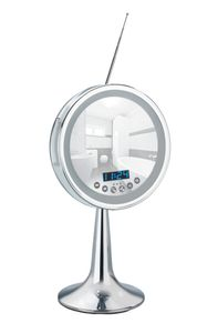 LED Kosmetik-Standspiegel Imperial mit Bluetooth Funktion