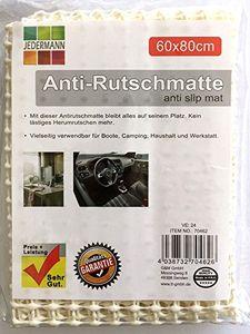 2x Antirutschmatte 60x80 Teppichunterlage Antirutsch Teppich Haftgitter