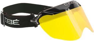 Cébé Pursuit Skibrille Damen und Herren Langlaufbrille OTG, Farbe:racing yellow