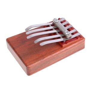 Kalimba Daumenklavier 5 Schlüssel Daumen-Klavier Finger-Klavier für Kinder Erwachsene Anfänger Musikliebhaber