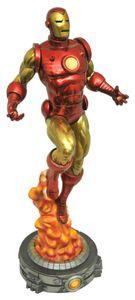 Diamond Select Marvel Gallery PVC Statue Classic Iron Man 28 cm DIAMJAN172648