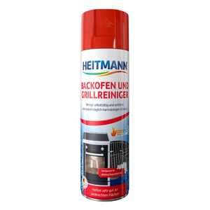 Brauns-Heitmann Backofen + Grill-Reiniger 500ml