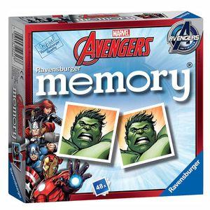 Mini Memory® | 48 Bildkarten | Marvel Avengers | Ravensburger | Spiel