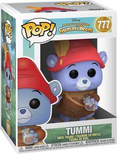 Disney Adventures of Gummi Bears Gummibärenbande - Tummi 777 - Funko Pop! - Vinyl Figur